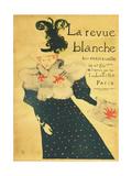 La Revue Blanche Giclee Print