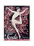 Marion Forde Giclee Print