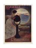 Marseille 1908 Giclee Print