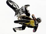 Motocross II Fotografisk tryk af Karen Williams