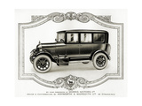 Morris Motors Automobile, from Penrose Annual Impression giclée
