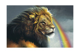 Lion of Judah Giclée-Druck von Spencer Williams