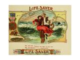 Lifeasver Giclee Print