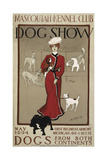 Mascoutah Kennel Club Giclee Print