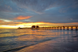 Naples Pier 1 Photographic Print by Dennis Goodman