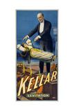 Kellar Levitation Giclee Print