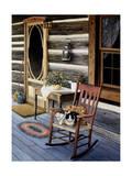 My Front Porch Reproduction procédé giclée par Kevin Dodds