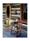 My Front Porch Giclee Print by Kevin Dodds
