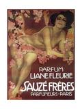 Lianefleurie Giclee Print