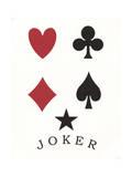 Joker Giclee Print by Jenny Newland