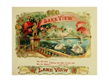 Lakeview Giclee Print