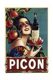 Picon Liquor Giclee Print