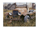 Old Times Giclee Print by Jeff Tift