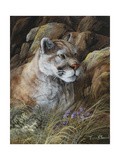 Relaxed But Attentive Giclee Print by Trevor V. Swanson