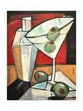 Shaken Not Stirred Giclee Print by Tim Nyberg