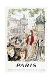 Paris Giclee Print