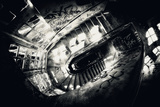 Sanat stairs Photographic Print by Sebastien Lory