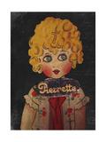 Pierrette Giclee Print