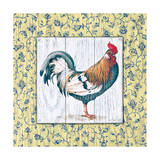 Rooster Giclee Print by Lisa Audit