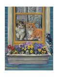 Our House Giclee Print by Tricia Reilly-Matthews