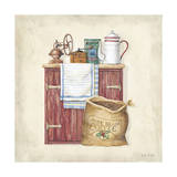 Pantry D Giclee Print by Lisa Audit
