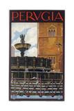 Perugia Giclee Print