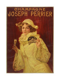 Perrierred Giclee Print