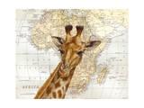 Memorias de África|Out of Africa Lámina giclée por Jane Wilson