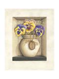 Pansies Giclee Print by Lisa Audit