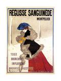 Reglisse Sanguinede Giclee Print