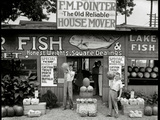 Roadside Stand Near Birmingham, Alabama Photographic Print