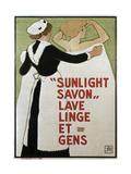 Savon Sunlight Giclee Print