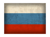 Russia Giclee Print by David Bowman