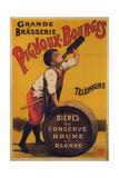 Pignoux Bourges Giclée-tryk