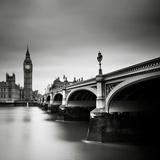 London Westminster Fotodruck von Nina Papiorek