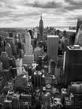 NYC Downtown II Reproduction photographique par Nina Papiorek