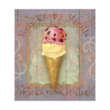 Parlor Ice Cream I Giclee Print by Fiona Stokes-Gilbert