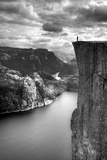 Norwegen Fotodruck von Maciej Duczynski