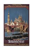 Saragosse Giclee Print