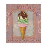 Parlor Ice Cream II Giclee Print by Fiona Stokes-Gilbert