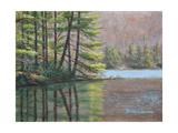 Pine Lake Giclee Print by Bruce Dumas
