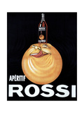 Rossi Giclee Print