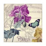 Petals of Paris IV Giclee Print