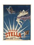 Pétrole Stella Giclee Print
