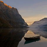 Norway Photographic Print by Maciej Duczynski