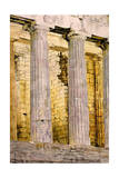Pinacothera, Propylea, Acropolis, Athens Giclee Print by Laurin McCracken