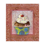 Parlor Ice Cream IV Giclee Print by Fiona Stokes-Gilbert