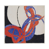 Replica of Fugue in Two Colors Amorpha, 1912 Giclee Print by Frantisek Kupka