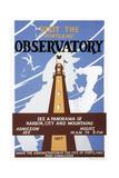 Portland Observatory Giclee Print