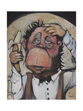Missing Link Giclee Print by Tim Nyberg